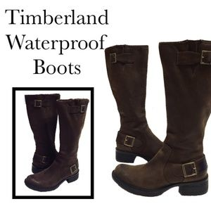 Timberland Lexiss Boots Leather Waterproof Tall